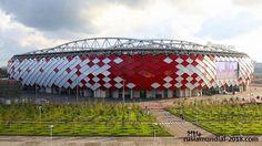 Estadios Sedes del Mundial de Rusia 2018 – Mundial de Rusia 2018