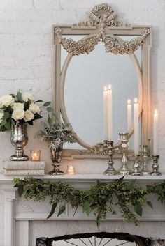 Decorate your home with the peaceful presence of white.