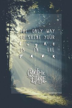 Crown the Empire - Listen to more of their music that is probably good for me...