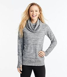 Find the best Bean's Cozy Pullover, Marled at L. Our high quality Women's Sweatshirts and Fleece are thoughtfully designed and built to last season after season. Jackets For Women, Sweaters For Women, Clothes For Women, Workout Wear, What To Wear, Pullover, Fashion Outfits, Cozy, My Style