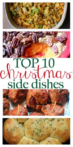 Top 10 Christmas Side Dishes - Budget Savvy Diva