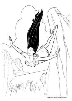 Afbeeldingsresultaat Voor Pocahontas Coloring Pages