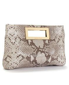 MICHAEL Michael Kors Handbag, Berkley Clutch - Shop All - Handbags & Accessories - Macy's