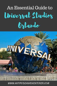 This article is your Universal Orlando Tickets Guide! With three action-packed parks, we'll help breakdown the unique ticket options Universal Orlando has to offer. Read on, adventure seekers! Orlando Florida, Orlando Vacation, Florida Vacation, Florida Travel, Travel Usa, Overseas Travel, Universal Orlando, Universal Studios, Seaworld Orlando