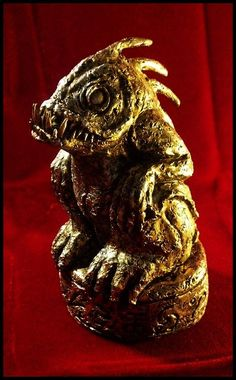 Father Dagon Idol by @Jason Stocks-Young McKittrick ---huge fan ... most true to the lovecraftian vision