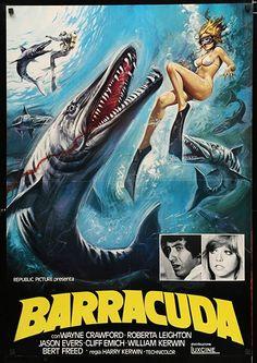 Sci Fi Horror Movies, Classic Horror Movies, Horror Art, Classic Movie Posters, Movie Poster Art, Movie Covers, Horror Movie Posters, Classic Monsters, Horror Themes