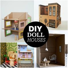 26 Coolest Cardboard Houses Ever
