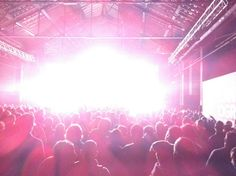 #Toriniadi - #ClubToClub, 8 novembre. Staffetta tra #fiere, #mostre, #presentazioni e #performances. #Immagini e commenti a caldo da #artisti, curatori e visitatori più o meno addentro, che a #Torino si passano il testimone..   Immagine: Jon Hopkins, installazione performativa all'interno dei Cantieri OGR Torino per Club to Club. Foto Stefano Lo Muzio