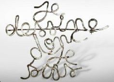 Valentine Herrenschmidt - broche -  EXPO les mots au corps - Paris