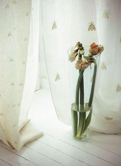 Mastro Raphael, Api, Bee, lino, linen, tende, curtains | Mastro ...