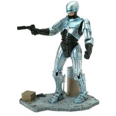 Figura Robocop. Movie Maniacs Series 7, McFarlane Toys