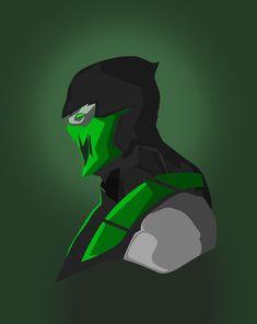 Escorpion Mortal Kombat, Reptile Mortal Kombat, Mortal Kombat X Wallpapers, Claude Van Damme, Ninja Art, Mortal Combat, Superhero Design, Marvel Comics Art, Animal Sketches