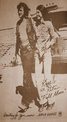 Kris Kristofferon & Rita Coolidge