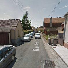Demande d'un couple pour la rénovation de leur trottoir en piteux état. (Courrier envoyé à