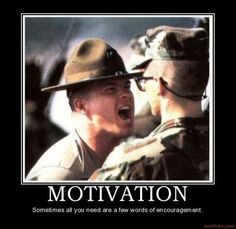 The hair on my son's neck still stands up when he hears a Drill Instructor! Ooh-Rah for all our Marine DI's, they make Marines
