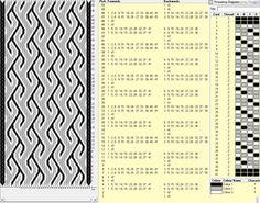 Band for Kuzya, 41 tarjetas, 3 colores, repite cada 8 movimientos // sed_154༺❁