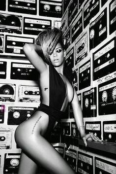 Hot and Sexy Rihanna