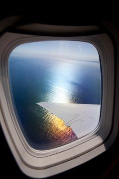 vies from airplane windows photos - Bing Images
