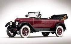 1920 Premier Model 6-D Seven-Passenger Touring