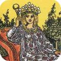 Eve's Green Garden: Hitting the Long Pipe Free Tarot Cards, Tarot Card Meanings, Psychic Mediums, The Empress, Major Arcana, Green Garden, Meant To Be, Pregnancy, Princess Zelda