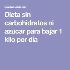 Dieta sin carbohidratos ni azucar para bajar 1 kilo por día – Düşük karbonhidrat yemekleri – Las recetas más prácticas y fáciles Healthy Menu, Healthy Life, Gm Diet Vegetarian, Fitness Diet, Health Fitness, My Diet Plan, Diet Diary, Menu Dieta, Diet Reviews
