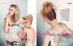 New Brides Collection en la revista C&C Magazine | Sabariz Hairtist