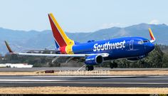 Southwest Airlines N7708E aircraft at San Jose - Juan Santamaría Int photo