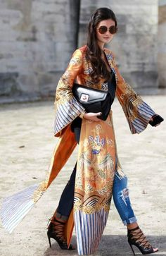 Amazing Kimono Outfit Idea by LadyAddict