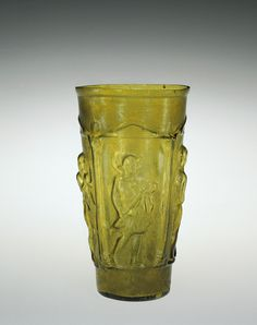 Roman Glass: Beaker, 75-125 | Corning Museum of Glass
