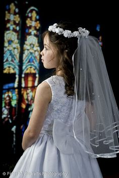Home - First Communion Portraits by Peter M. Budraitis Photography
