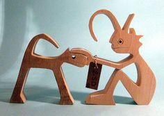 punk à chien (ou chien à punk...c'est comme on veut)  : Accessoires de maison par 2virgule5d