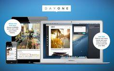 Day One Mac 1.7 Screens