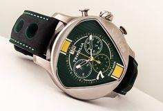 Tsikolia (UNIQ) Seven Limited Edition Green and Yellow ES1063B71