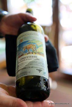 Cinqueterre - otttimo vino italiano