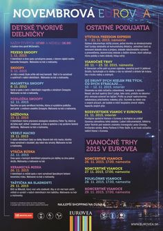 Novembrovy program page 1
