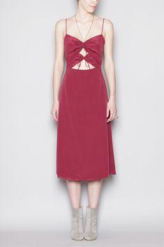 Rachel Comey Chernist Dress (Wine)