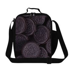 Green Apple thermal lunch bags for girls school,ladies insulated square lunch bags for work,childrens cute food bag with straps