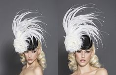 Arturo Rios Couture Hat Collection Spring // Summer 2016, Fashion Hat Designer, New York, Beverly Hills, Chicago, Houston, Millinery, Couture Hats, Derby Hats, Del Mar Hats, Avant Garde Hats