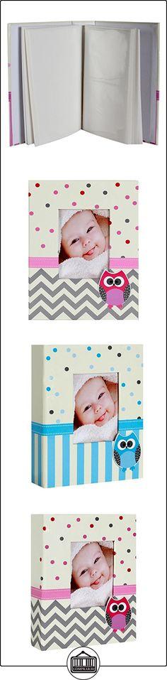 Álbum de fotos nacimiento (Bravo rosa para 304fotos 10x 15cm  ✿ Regalos para recién nacidos - Bebes ✿ ▬► Ver oferta: http://comprar.io/goto/B01LX7VZDV