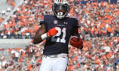 Getting a healthy Kerryon Johnson back will be huge for Auburn = After a 1-2 start to the season, the Auburn Tigers (4-2, 2-1 SEC) have turned things around. Gus Malzahn and his team have won three in a row, including wins over No. 18 LSU and at Mississippi State, and now the Tigers.....