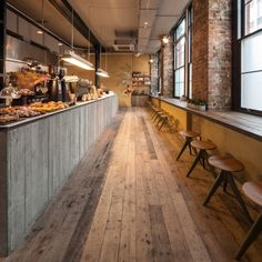 Ozone Coffee House, London | Skinflint Design