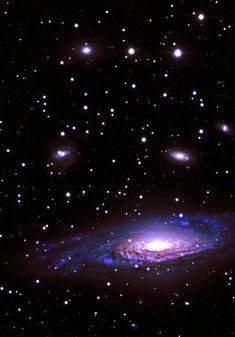 NGC 7331 and Beyond Credit: Ralf Muendlein, Wolfgang