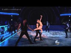 Julianne Hough dances with all the male pros on DWTS S19