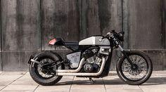 Honda Shadow VT600 Cafe Racer by Rocket Supreme