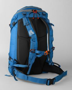 Haines Pack | First Ascent