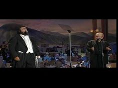 Joe Cocker, Luciano Pavarotti - You Are So Beautiful (LIVE in Modena) HD