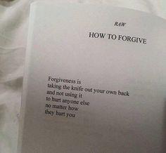 I FORGIVE YOU!!