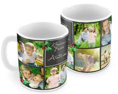 La tazza natalzia per le tue foto ricordo