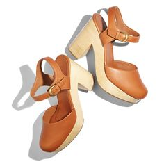 These sturdy Rachel Comey platforms are the perfect shoe for an outdoor BBQ.