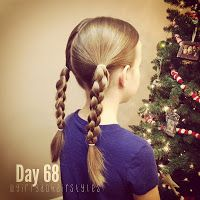 Girly Do Hairstyles: By Jenn: Week 15 {#GirlyDos100DaysofHair}